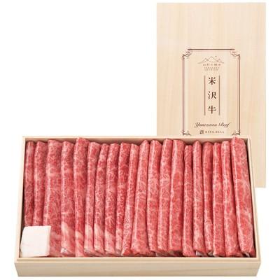 山形県 米沢牛 すき焼用 肉質等級:4等級(B.M.S.No.5)以上