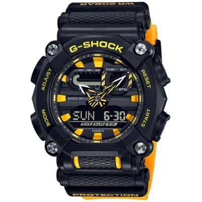 カシオ 腕時計 メンズ CASIO G-SHOCK GA-900A-1A9JF Gショック