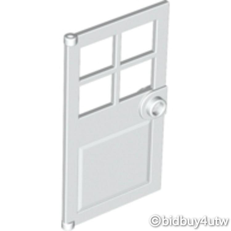 LEGO零件 門 1x4x6 60623 白色 4521943【必買站】樂高零件