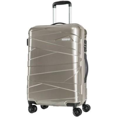 アウトレット 正規品 サムソナイト・ジャパン アメリカンツーリスター WRAP ラップ スピナー67 ライトゴールド スーツケース(直送品)