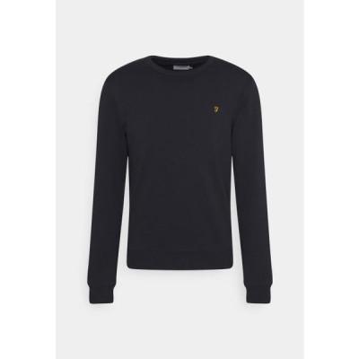 ファーラー メンズ ファッション TIM CREW - Sweatshirt - true navy