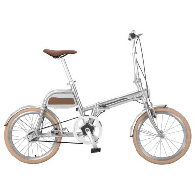 チノーバ(Tsinova) ALIAS スマート 電動アシスト自転車 20インチ 折りたたみ自転車 型式認定試験合格済 ベルトドライブ 5.8Ahリチウムイオンバッテリー搭載 Blue