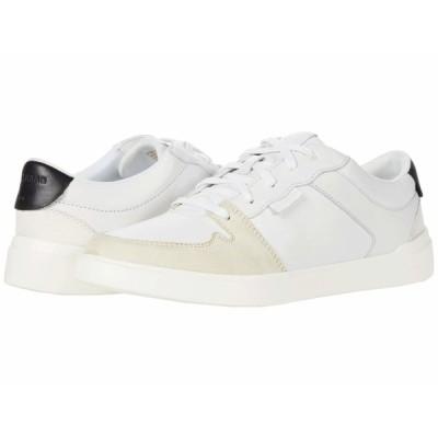 コールハーン スニーカー シューズ レディース GC Modern Tennis Sneaker Optic White Leather