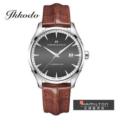 ハミルトン HAMILTON ジャズマスター ジェント Jazzmaster Gent クォーツ 5気圧防水 日本国内正規品 腕時計 2年保証 H32451581