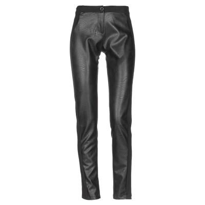 [PRO]VOCATΪON パンツ ブラック XS ポリエステル 82% / レーヨン 14% / ポリウレタン 4% / ポリウレタン パンツ