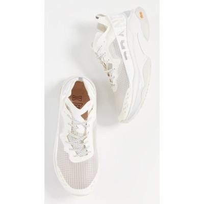 ブランドブラック Brandblack メンズ スニーカー シューズ・靴 Kite Racer Sneakers White