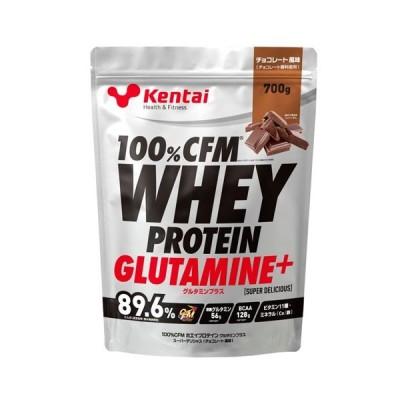 健康体力研究所 100%CFMホエイプロテイングルタミンプラス (スーパーデリシャス) チョコレート風味 kentai K0221 ★6500