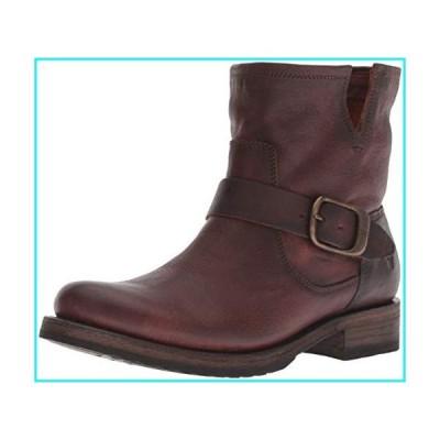FRYE Women's Veronica Bootie Ankle Boot, Redwood, 8.5 M US