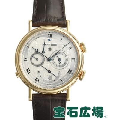 ブレゲ BREGUET グランドコンプリケーションGMTアラーム 5707BA/12/9V6 中古 メンズ 腕時計