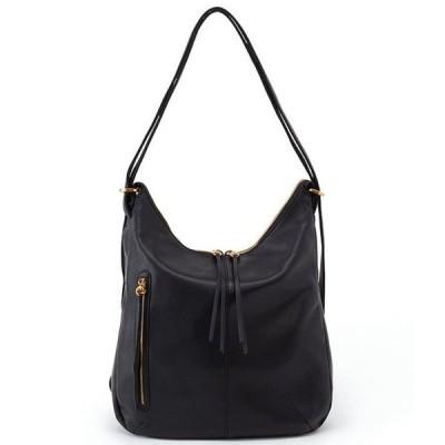 ホボ レディース バックパック・リュックサック バッグ Merrin Convertible Leather Backpack Shoulder Bag