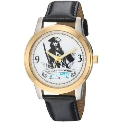 ディズニー Disney 男性用 腕時計 メンズ ウォッチ ホワイト WDS000378