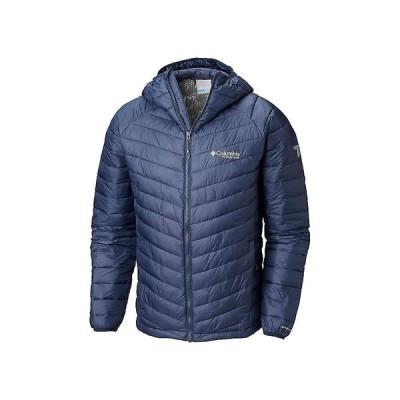 コロンビア Columbia メンズ ジャケット フード アウター Snow Country Hooded Jacket Collegiate Navy