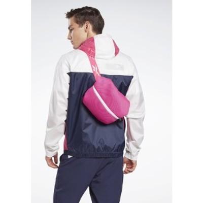 リーボック メンズ ボディバッグ・ウエストポーチ バッグ MYT IMAGIRO BAG - Bum bag - pink pink