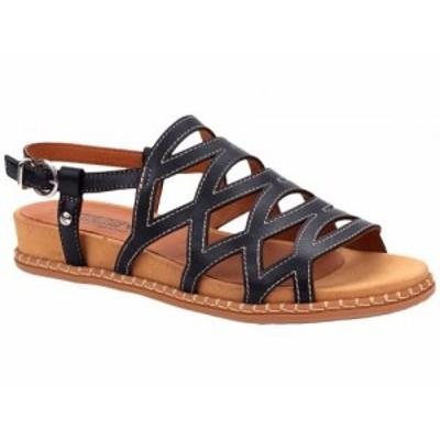 Pikolinos レディース 女性用 シューズ 靴 サンダル Marazul W3F-0879 Black【送料無料】
