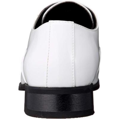 ラスアンドフリス シルエットと履き心地を追求したストレートチップ内羽根ドレスシューズ/939 939 メンズ ホワイトエナメル 25.5 c