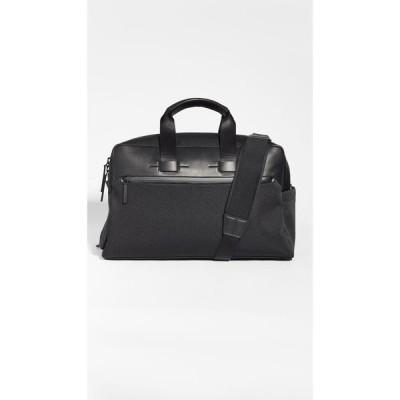 トルバドゥール Troubadour メンズ ボストンバッグ・ダッフルバッグ バッグ explorer embark overnight bag Black