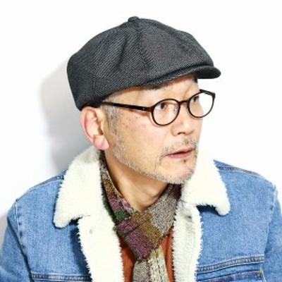 ハンチング メンズ  秋 冬 八方 SARTORIAL CROWN NEW YORK ハンチング帽 紳士 帽子 シンプル サートリア