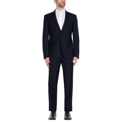 ジバンシィ GIVENCHY スーツ ダークブルー 46 ウール 73% / モヘヤ 27% スーツ
