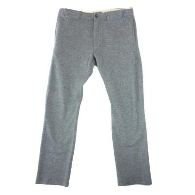 Engineered Garments エンジニアードガーメンツ アメリカ製 無地 ストレート ウール パンツ グレー系 S【中古】