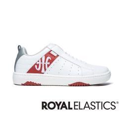 ICON2.0 白紅灰真皮潮流運動休閒鞋 (女) 96512-018