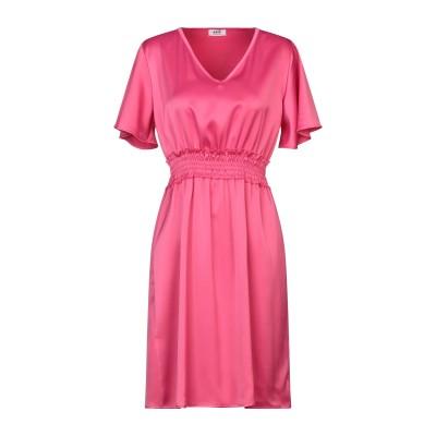 KATE BY LALTRAMODA ミニワンピース&ドレス フューシャ S ポリエステル 100% ミニワンピース&ドレス