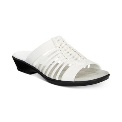 イージーストリート レディース サンダル シューズ Nola Slide Sandals