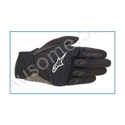 alpinestars(アルパインスターズ)バイクグローブ ブラック (サイズ:S) SHORE(ショアー)グローブ 1694490101【並行輸入品
