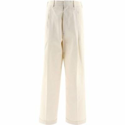 メゾン マルジェラ Maison Margiela レディース ボトムス・パンツ Turn-Up Tailored Pants Beige