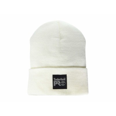 ティンバーランド 帽子 アクセサリー メンズ Beanie TB0A1V98 Off-White