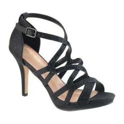 Fabulicious  ファッション サンダル Fabulicious Womens  Daphne 42 Strappy Sandal