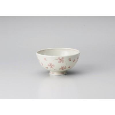 ときわ 第27集 クローバーピンク茶碗(軽量) ホ362-337