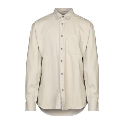 FILSON シャツ ベージュ XL コットン 100% シャツ
