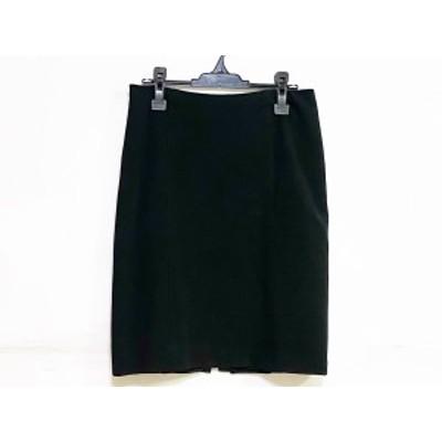エミリオプッチ EMILIO PUCCI スカート サイズ44 L レディース 黒【中古】20201023