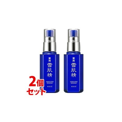 《セット販売》 コーセー 薬用 雪肌精 デイ エッセンス (a) (50mL)×2個セット SPF25 PA+ 美白美容液 SEKKISEI 医薬部外品