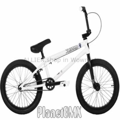 "BMX 2019 Subrosa BMX Tiro 18 ""コンプリートバイクSATIN WHITEフィットカントラント自転車スト"