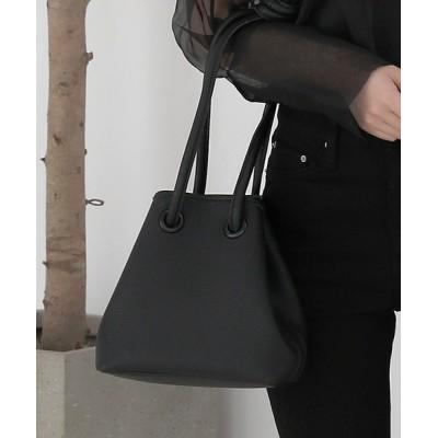 by muni:r / 結び目2way ミニオープンバック WOMEN バッグ > トートバッグ