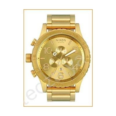 Nixon 51-30 Chrono A083-502 Mens Wristwatch Design Highlight並行輸入品
