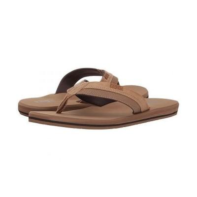 Flojos フロホース メンズ 男性用 シューズ 靴 サンダル Ryan - Tan