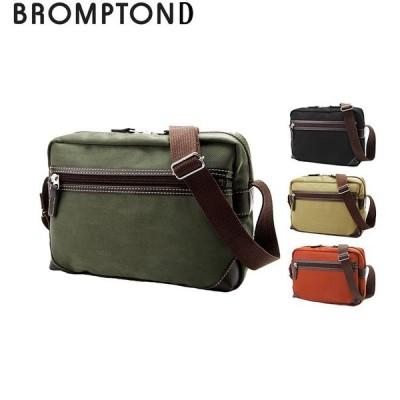 ショルダーバッグ ミニショルダーバッグ カジュアルバッグ 日本製 豊岡製鞄 A5ファイル #33734 ブロンプトン BROMPTON hira39