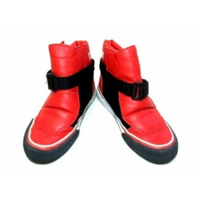alife「37」ritefoot プロテクトレザースニーカー (Protection leather sneaker) エーライフ 053144【中古】