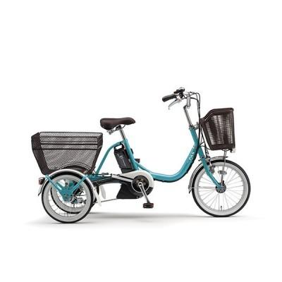 PAS ワゴン 3輪車 YAMAHA ヤマハ PA16W エスニックブルー 配達・発送もできます 栃木県内送料無料