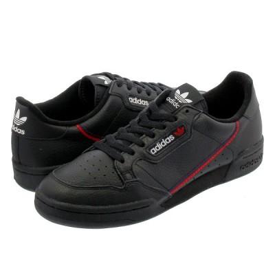 adidas CONTINENTAL 80 【adidas Originals】 アディダス コンチネンタル 80 CORE BLACK/SCARLET/COLLEGE NAVY  g27707