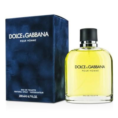 ドルチェ&ガッバーナ 香水 Dolce & Gabbana プールオム EDT SP (新バージョン) 200ml ホワイトデーお返し