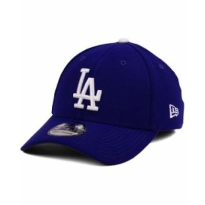 ニューエラ メンズ 帽子 アクセサリー Los Angeles Dodgers Team Classic 39THIRTY Cap RoyalBlue