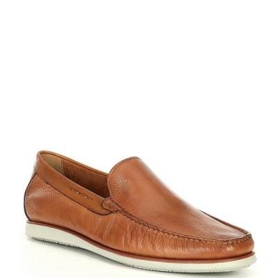 ケネスコール メンズ スニーカー シューズ Men's Destin Slip-On Loafers Cognac