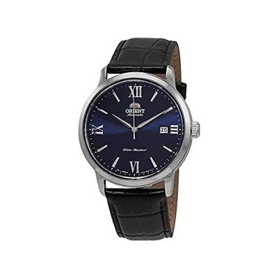 Orient Contemporary Automatic Blue Dial Men's Watch RA-AC0F11L10B