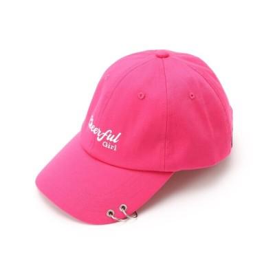WORLD ONLINE STORE SELECT / ダブルリング筆記体ロゴCAP KIDS 帽子 > キャップ