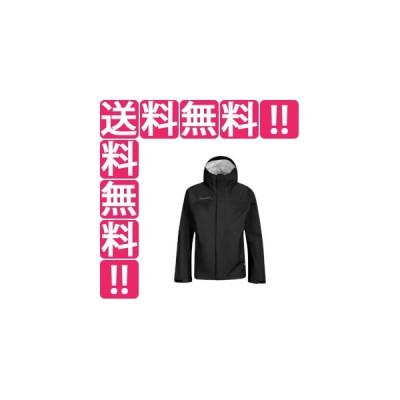 マムート MAMMUT マイクロレイヤー HS フーデッドジャケット AF(メンズ) [サイズ:M(日本サイズL相当)] [カラー:ブラック] #1010-28650-0001