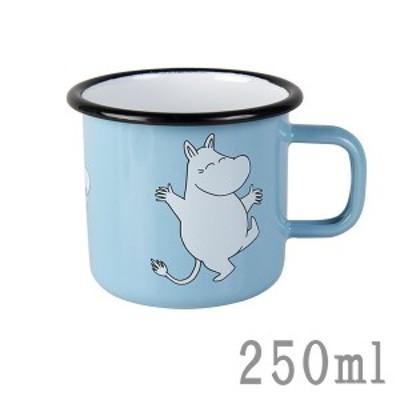 ムーミン グッズ ムーミン マグカップ コップ 250ml MOOMIN × muurla ムーミンマグ ホーロー スモール 食器 北欧 プレゼント ギフト お