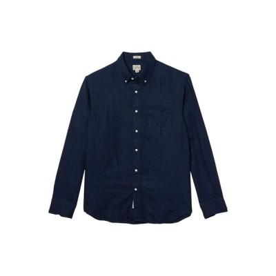 ジェイクルー メンズ シャツ トップス Slim Baird Mcnutt Irish Linen Shirt